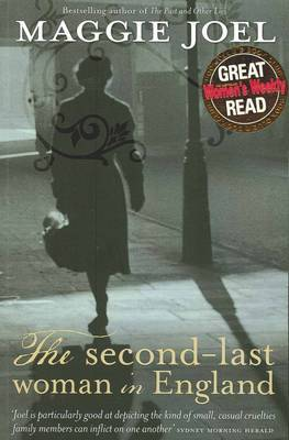 Second-Last Woman in England