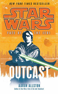 """Star Wars"": Fate of the Jedi - Outcast"