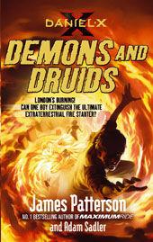 Demons and Druids (Daniel X #3)