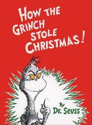 How the Grinch Stole Christmas! Mini Hardback