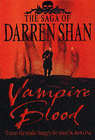 Vampire Blood Trilogy (Darren Shan Bindup #1-3)