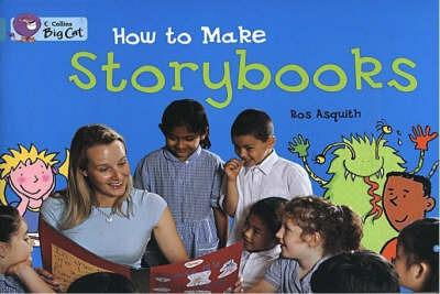 How to Make Storybooks (Big Cat Turquoise Set)