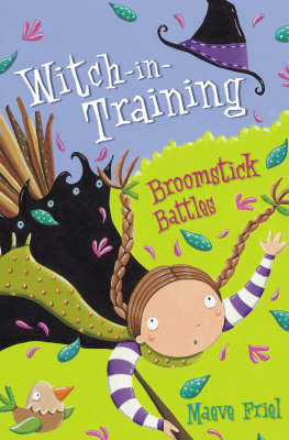 Broomstick Battles (Witch-in-Training #5)
