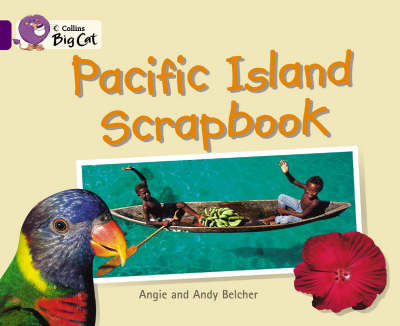 Pacific Island Scrapbook (Big Cat Purple)
