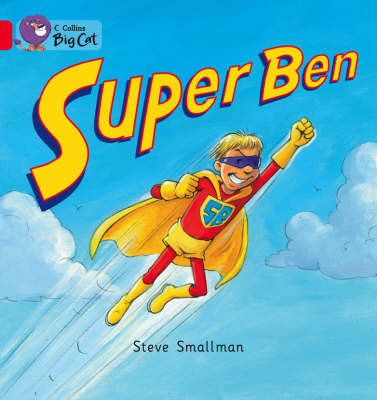 Super Ben (Big Cat Red B)