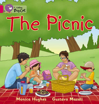 Picnic, The (Big Cat Pink A / Band 1A)