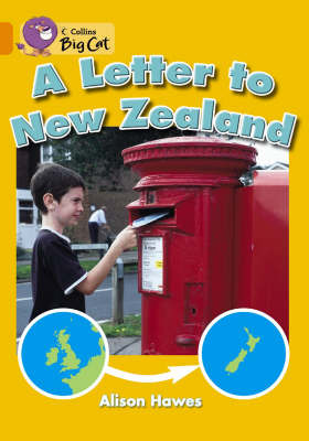A Letter to New Zealand (Big Cat Orange)