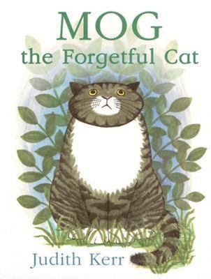 Mog the Forgetful Cat (Board)