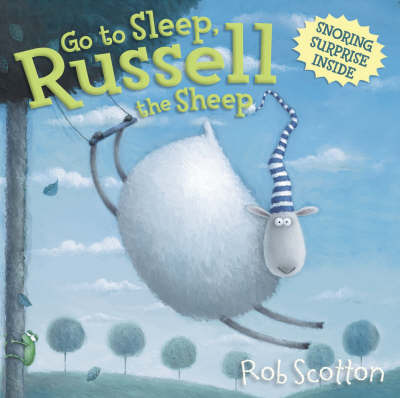 Go to Sleep, Russell the Sheep (Board)