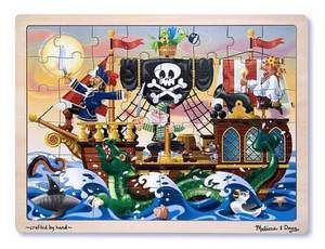 Pirate Adventure Puzzle 48pc