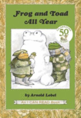 Frog and Toad All Year Round