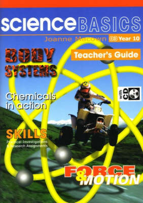 Science Basics 03 Year 10 Teachers Guide