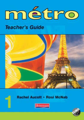 Metro 1: Teachers Guide - Revised Edition