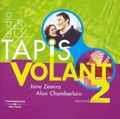 Tapis Volant 2 Audio CDs 2ed)