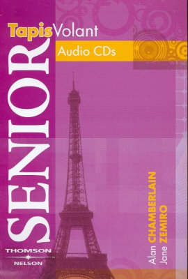 Tapis Volant Senior Audio CDs