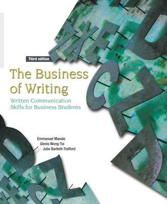 The Business of Writing 3ed