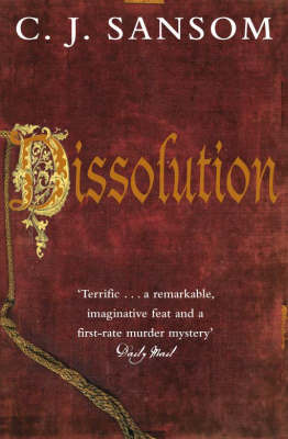 Dissolution (Shardlake #1)