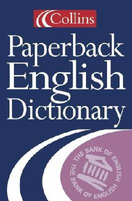 Collins Paperback English Dictionary