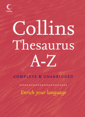 The Collins Thesaurus