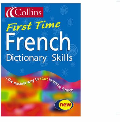 Collins First Time French Workbook