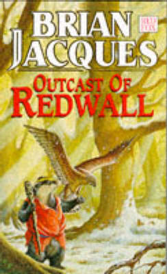 Outcast of Redwall (Redwall #8) OLD COVER DO NOT ORDER
