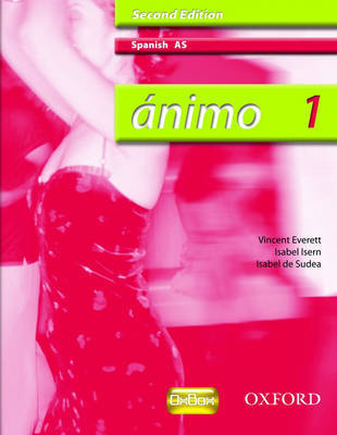 Animo 1: AS Student text (second edition) EDEXCEL