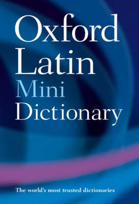 Oxford Latin Mini Dictionary 2ed