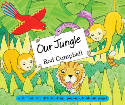 Our Jungle (Lift the Flap)