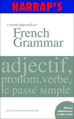 A Sound Approach to French Grammar