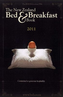 The New Zealand Bed & Breakfast Book 2011