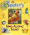 Miss Spider Sing Along Story Book