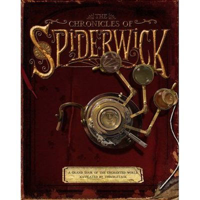 The Chronicles of Spiderwick - A Grand Tour of the Enchanted World navigated by Thimbletack