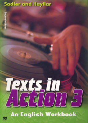 Texts in Action 3: An English Workbook for NZ Year 10 Students