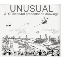 Unusual Architectural Presentation Drawings