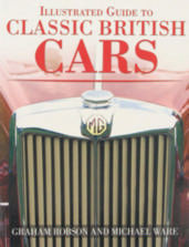 Illustrated Guide to Classic British Cars