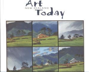 Art New Zealand Today (Hbk)