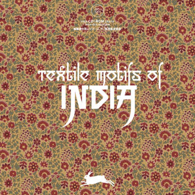 Textile Motifs of India + CD
