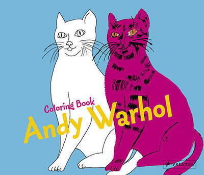 Coloring Book: Andy Warhol