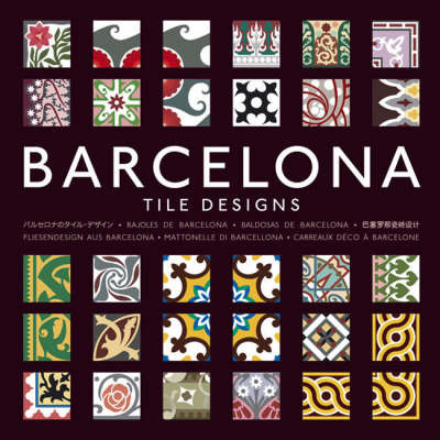 Barcelona Tile Design (+CD)