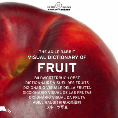 Visual Dictionary of Fruit (+CD)