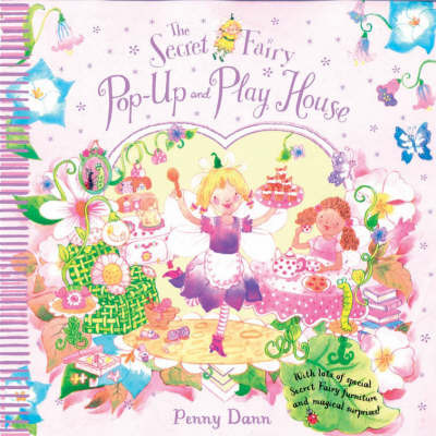 Secret Fairy Pop-up and Play House
