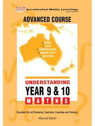 Understanding Maths: Year 9 and 10 (Advanced) - NZ Years 10 & 11 - Accelerated Maths Series