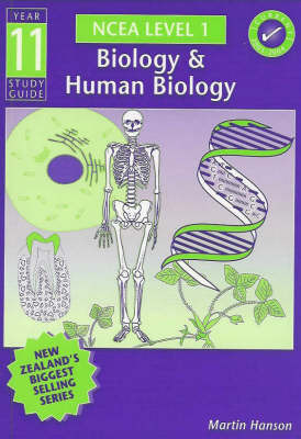 Biology  & Human Biology Year 11 Study Guide (NCEA Level 1) ~