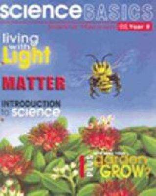 Science Basics  Book 1 - Year 9