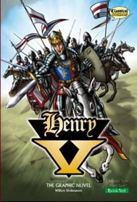 Henry V: The Graphic Novel: Quick Text