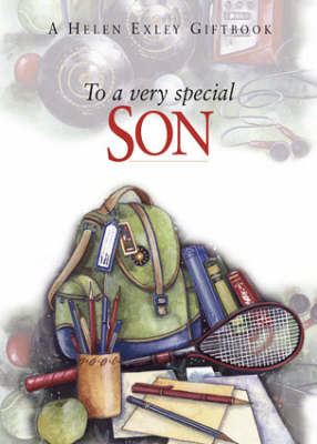 To a Very Special Son