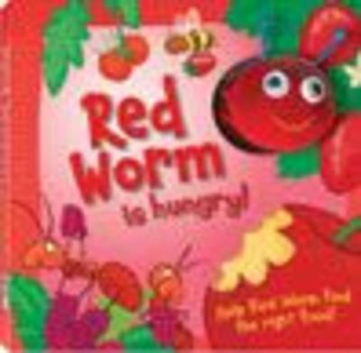 Red Worm Is Hungry