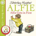 Alfie Gets In First (Book and CD)
