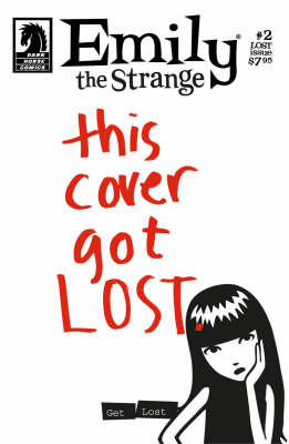 This Cover Got  Lost (Emily the Strange #2)