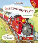Runaway Train   (with sticker frieze)